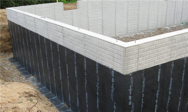 Subseal 40 Waterproofing Membrane Foundation Amp Siding